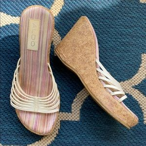 ALDO | Cork Wedge Sandals